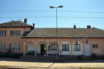 Serbia, stazione di Lazarevac