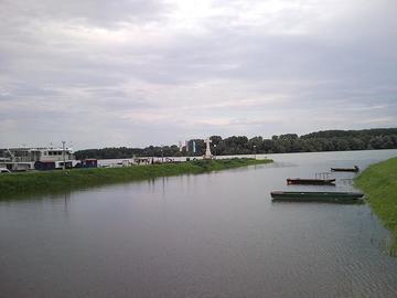 Vukovar, sul Danubio