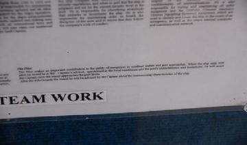 Job description (Steveleenow - Flickr)