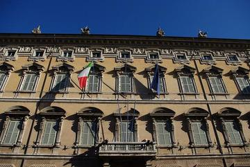 Palazzo Madama, Roma, foto di Eg65 - Flickr.com