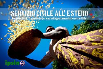 Ipsia, servizio civile estero 2013 - da www.ipsia-acli.it
