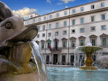 Palazzo Chigi, foto di Zac mc