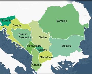 Sud est Europa