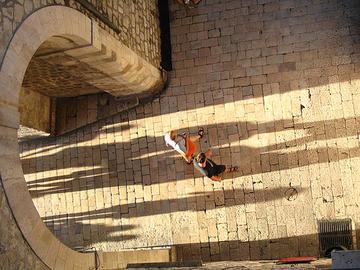 Dubrovnik, ingresso nella città vecchia (bos_lame/Flickr)
