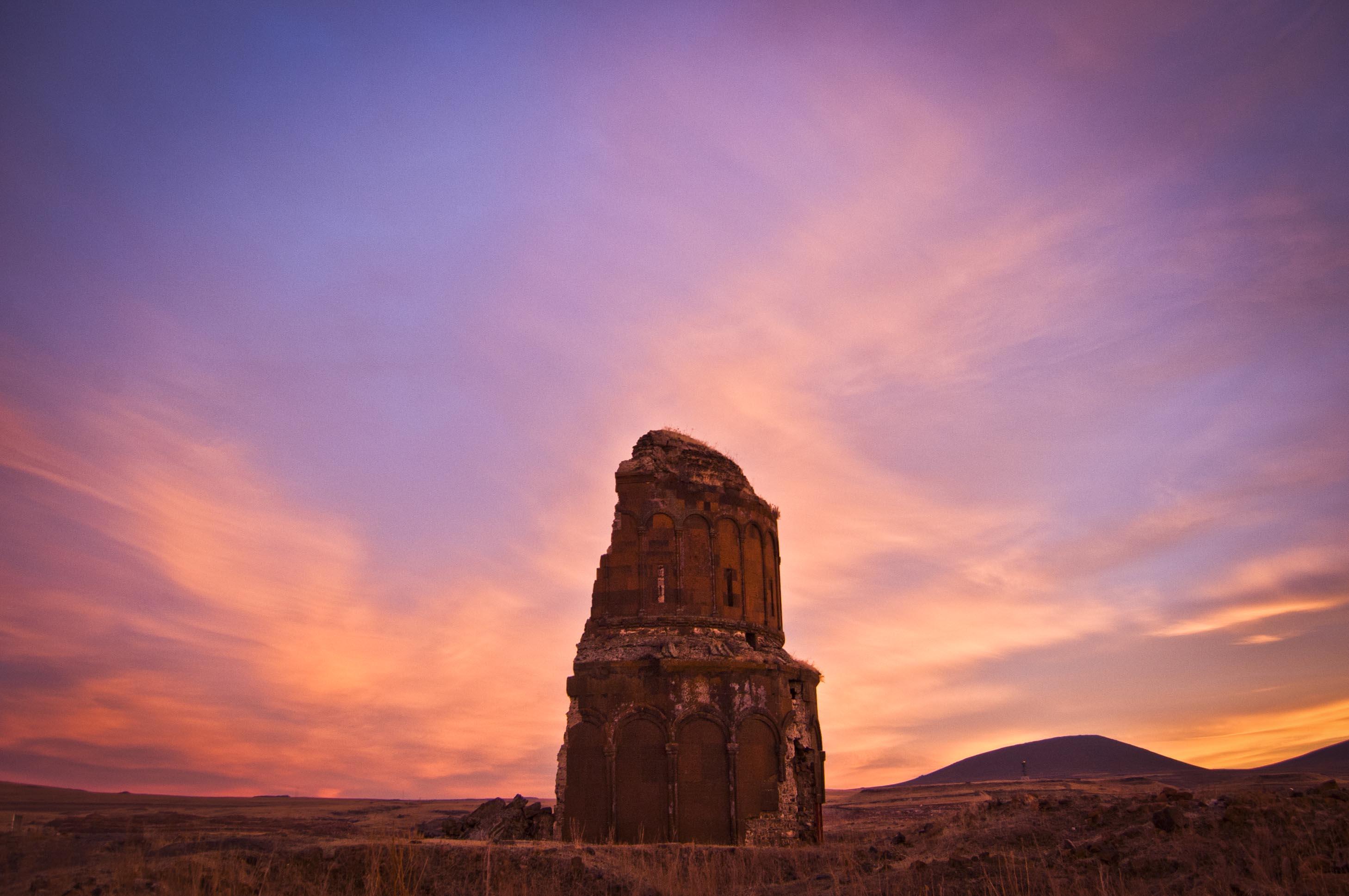Turchia - Ani, chiesa del Redentore