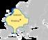 Kosovo mappa