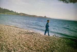 Makarska anni '80 (foto di A. Brezar)