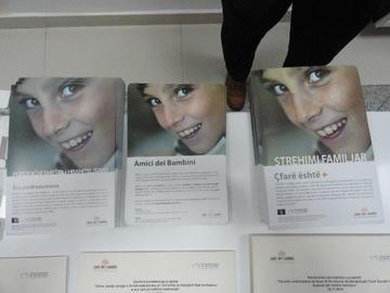 Kosovo, l'affido dei minori in famiglia - foto di Ai.Bi..JPG