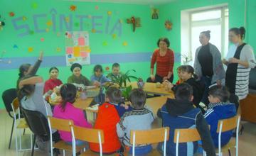 Attività in Moldavia, da IBO Italia