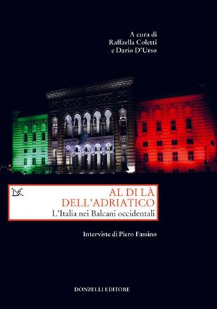 copertina del libro Al di là dell'Adriatico