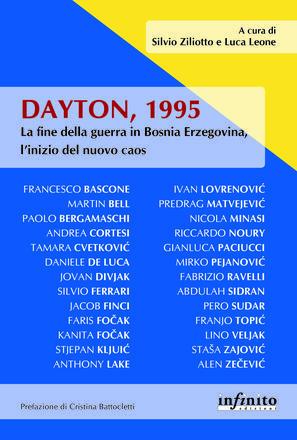 Dayton, 1995 - Copertina libro