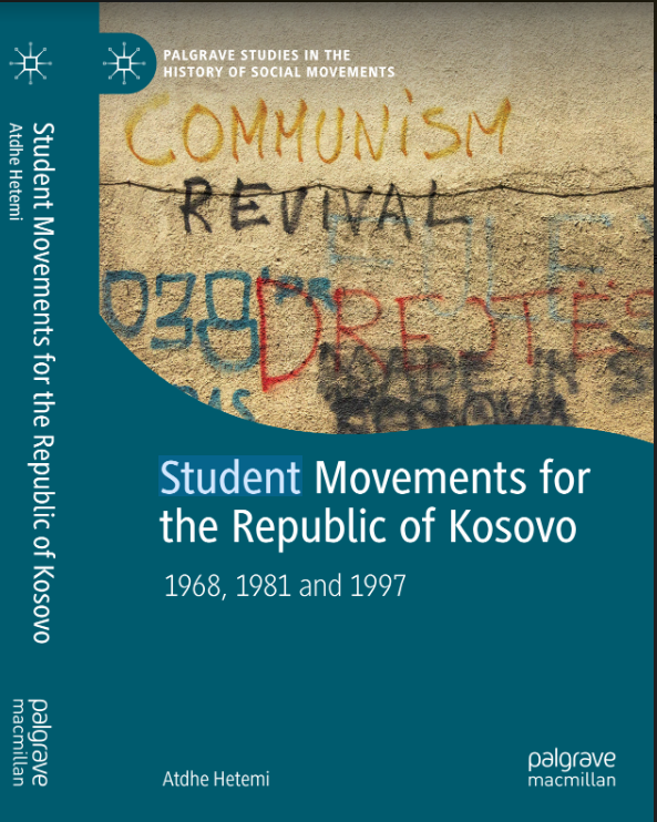 copertina Student Movements for the Republic of Kosovo