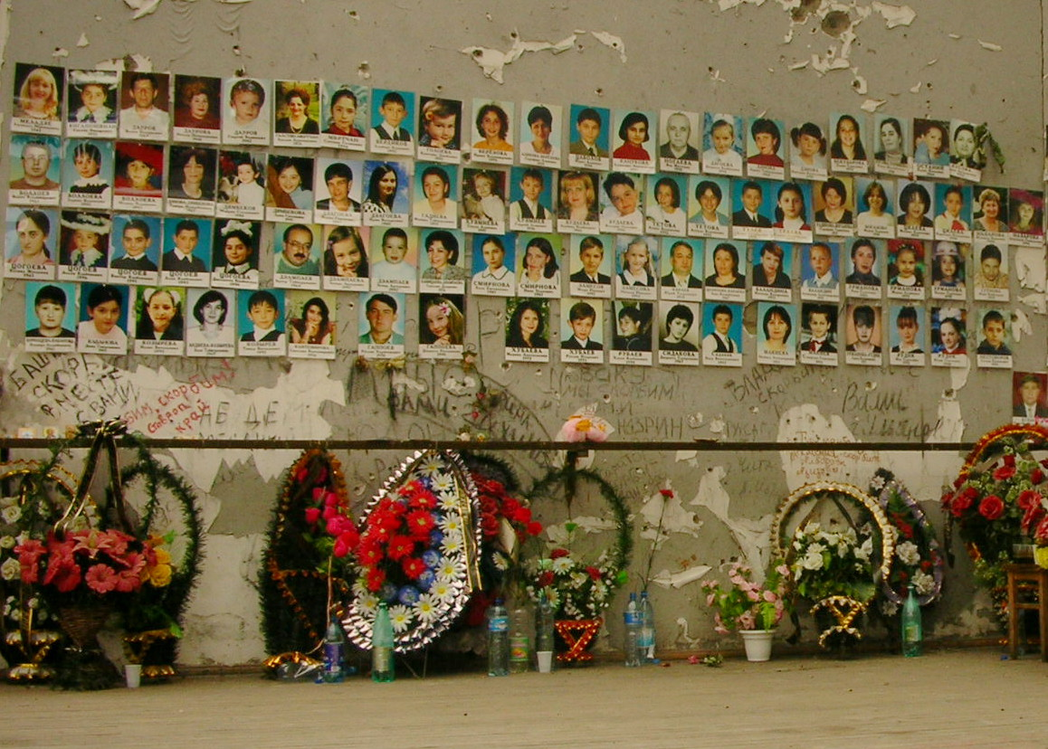 Beslan foto Sara Di Pede