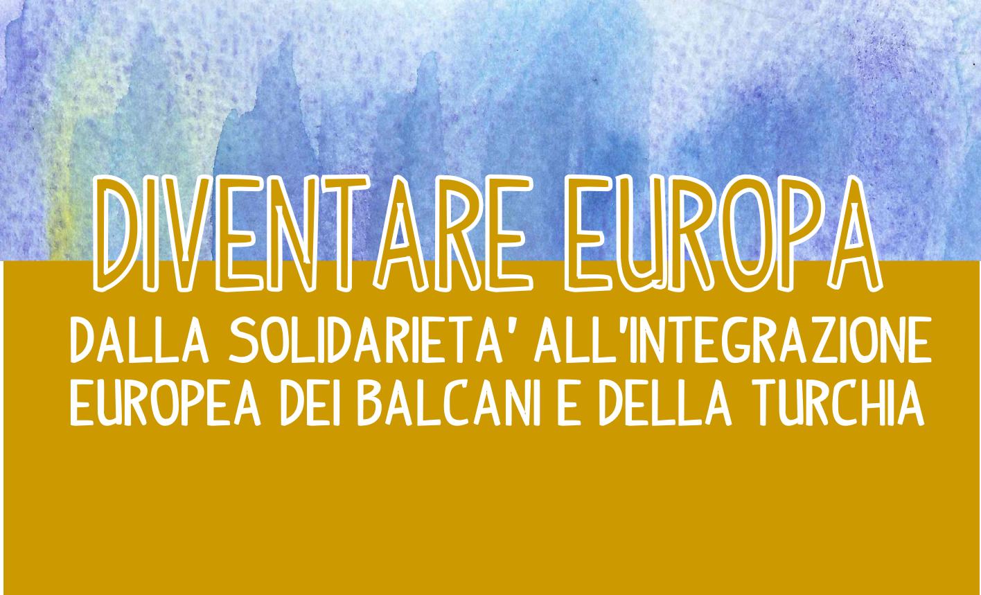 Diventare Europa