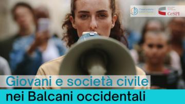 Giovani e società civile nei Balcani occidentali