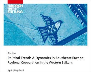 La cooperazione regionale nei Balcani occidentali: un briefing della Friedrich Ebert Stiftung