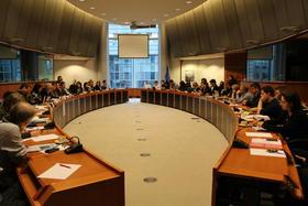 The seminar at the European Parliament