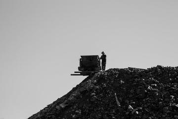 La miniera di Bulqizë, est dell'Albania - © Angela Krasniqi