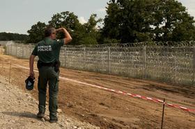 Muro anti immigrati in Bulgaria
