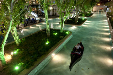 Baku, lungomare - F.Martino