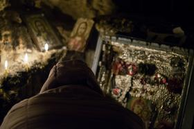 Moldova: the Saharna Monastery's mysteries