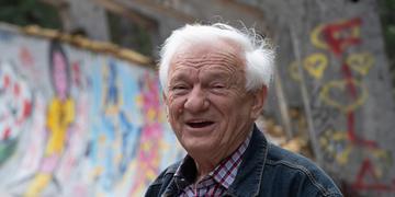 Sarajevo, J.Divjak sorriso - foto Luigi Ottani