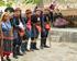 Danzatori di Zeibek in costume tradizionale