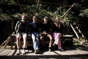 Boro e i suoi collaboratori, foto di Luca Marinari