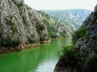 Il canyon Matka, non lontano da Skopje (milacic / Flickr)