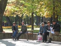 I giardini pubblici a Chisinau (kgbbristol /Flickr)