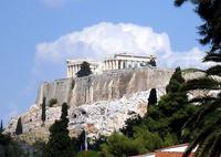 Il partenone di Atene, cuore dell'Attica.Con i suoi 4 milioni di abitanti, la regione della capitale esprime metà dell'elettorato greco (Ava Babili /Flickr)