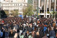 Manifestazioni ad Atene (Sotiris Farmakidis /Flickr)