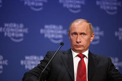 Il premier russo Vladimir Putin (World Economic Forum /Flickr)