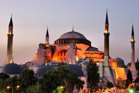 Haghìa Sofia, a Istanbul (David Spender /Flickr)