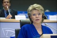 Viviane Reding, vicepresidente della Commissione Ue e Commissaria alla Giustizia, diritti fondamentali e cittadinanza (European Parliament /Flickr)