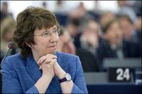 L'Alto Rappresentante per la politica estera Ue, Catherine Ashton (European Parliament / Flickr)