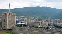 Skopje vista dalla fortezza di Kale (Michel27 /Flickr)