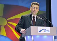 Il premier macedone Nikola Gruevski (europeanpeoplesparty /Flickr)