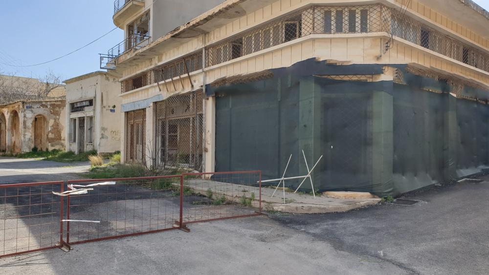 abitazioni abbandonate a Varosha