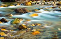 آب روی جریان