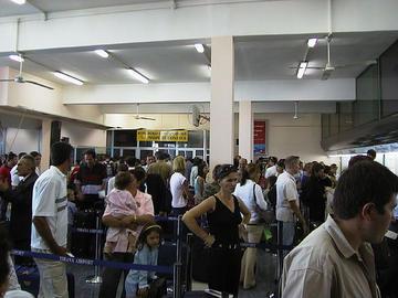 Tirana, aeroporto