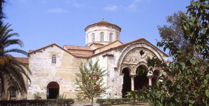 Aghia Sophia a Trabzon-di Fabrizio Polacco