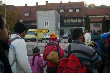 Al confine tra Slovenia ed Austria - Stefano Lusa
