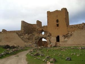 Ani, il portone d'ingresso all'antica capitale medievale armena (Foto Ilenia Santin)