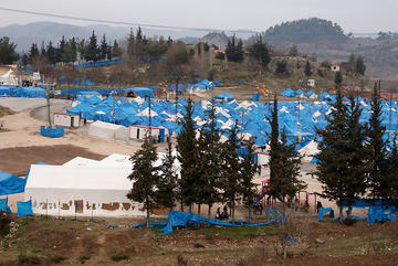 Campo profughi Turchia (Yayladagi)