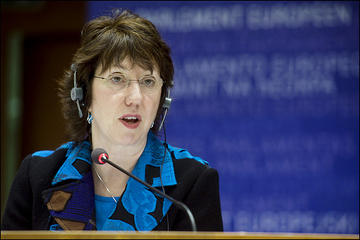 Catherine Ashton (Foto European Parliament, Flickr)