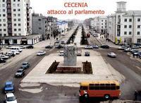 Cecenia, attacco al parlamento