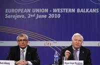 Conferenza Sarajevo Balcani Ue