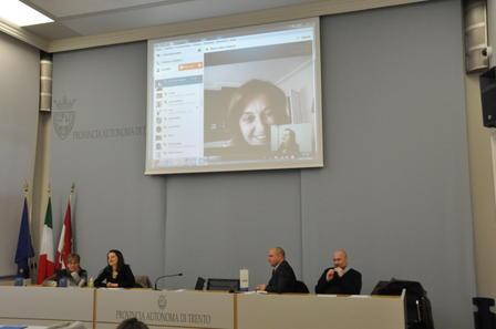 Alba Gilabert, Giornalista di Radio Catalunya (in video-conferenza da Barcellona)