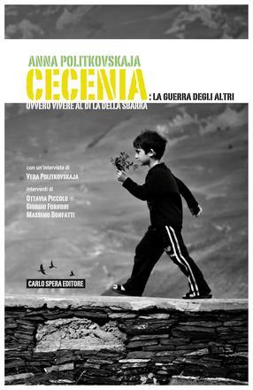 Copertina -  Cecenia, la guerra degli altri